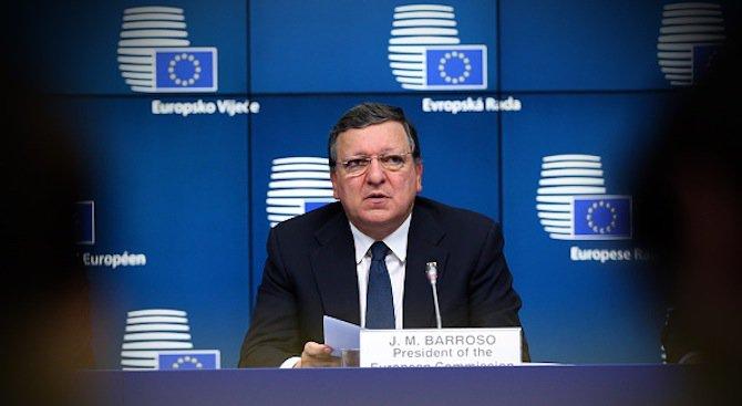 Жозе Барозу вече е шеф в американска банка
