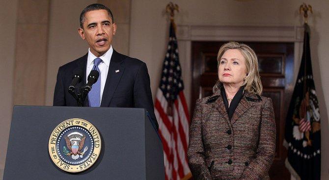 """Обама ще завещае на Клинтън """"руската заплаха"""""""