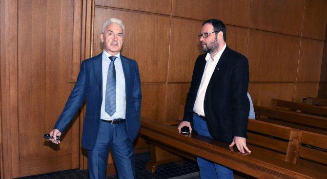 Прокуратурата иска наказанието на Волен Сидеров да бъде увеличено