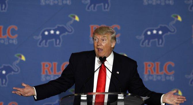 Тръмп отново смути републиканците със скандални изявления