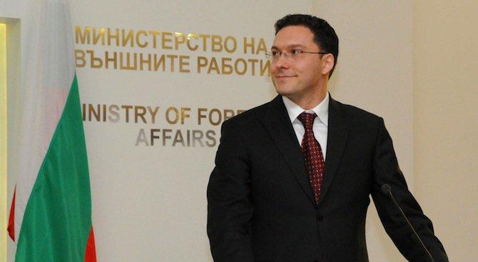 """Даниел Митов ще участва в заседанието на Съвета """"Външни работи"""" на ЕС"""