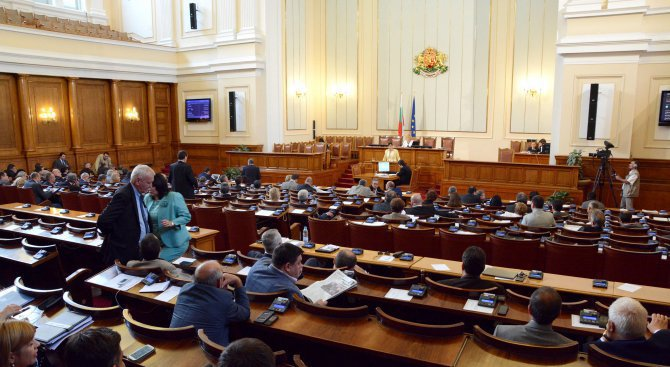 Депутатите ще гледат на второ четене промените в Изборния кодекс