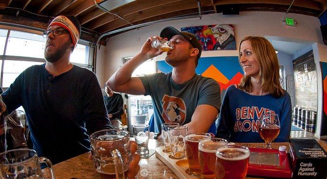 Хмелът в бирата помага в борбата срещу рака на гърдата