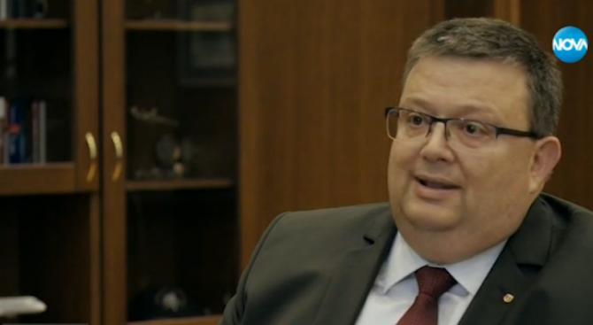 Сотир Цацаров: Шпицкоманда в прокуратурата няма. Тя съществува в нечие болно съзнание (видео)