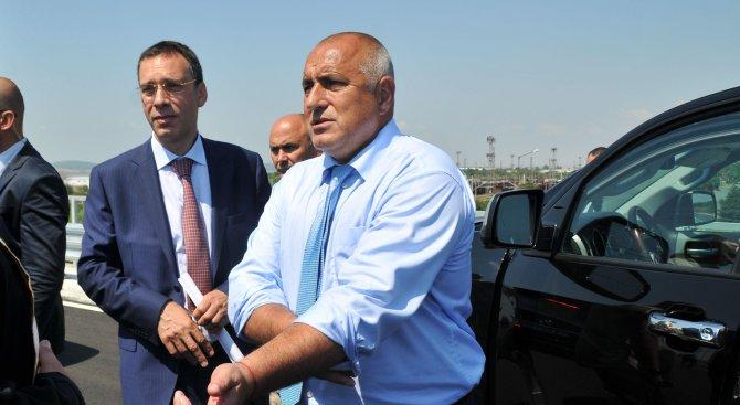 Борисов към министрите: Никак не ни е лека ситуацията, случи ви се да министерствате в най-тежки вре