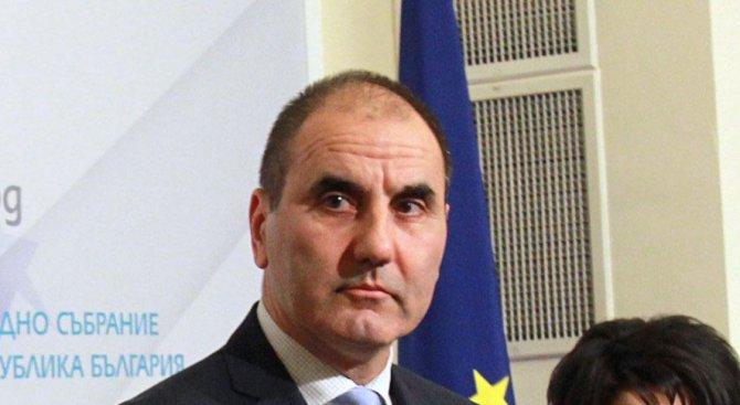 Цветанов ще присъства на Конференция за борба с тероризма в Израел