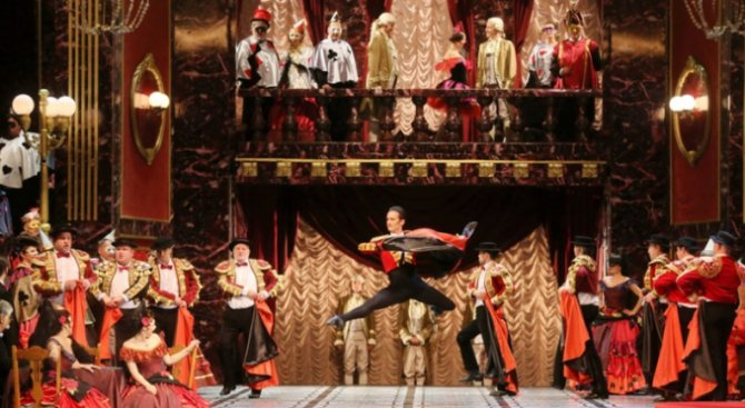 Награда за Софийската опера и балет