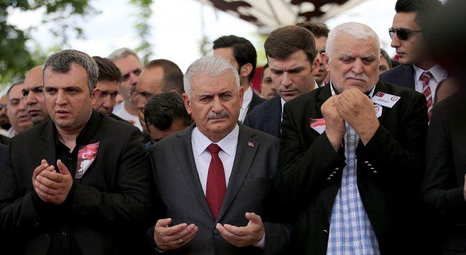 Турският премиер: Връщането на смъртното наказание изисква промяна на Конституция