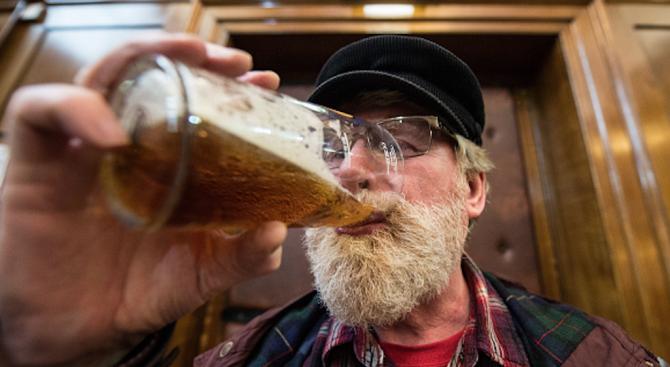 Направиха бира от урина