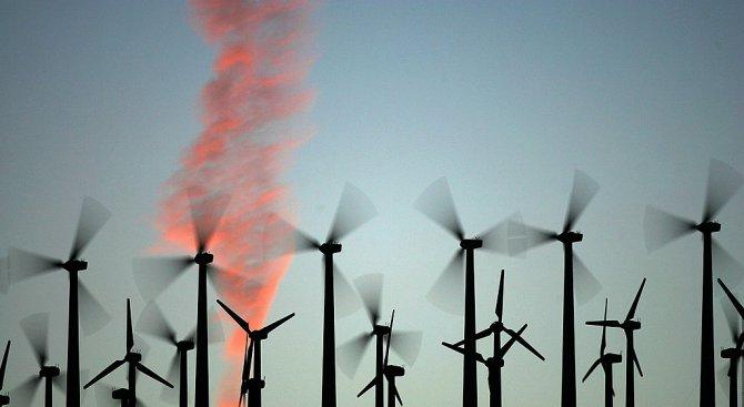 Земята сама се чисти от въглеродния двуокис