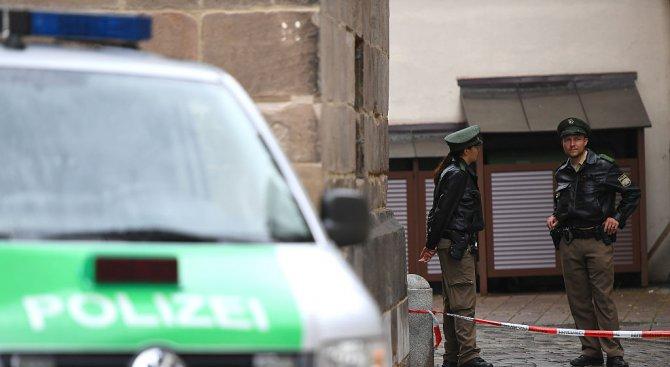 Намериха нападателят в Саарбрюкен почти заспал в мазето на ресторанта