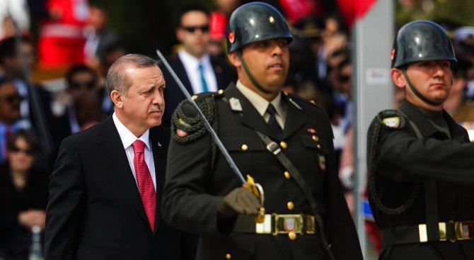 В Турция преназначиха 167 генерали в армията