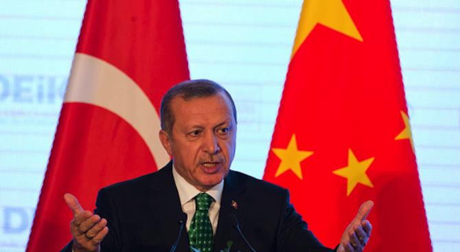 Заловиха част от групата, която трябвало да елиминира Ердоган