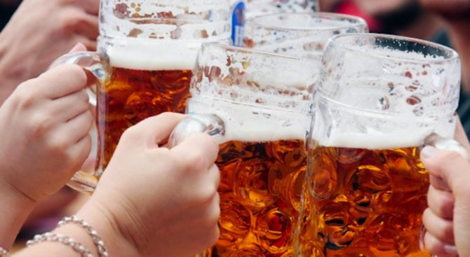 Идеалната диета включва бира, вино и череши