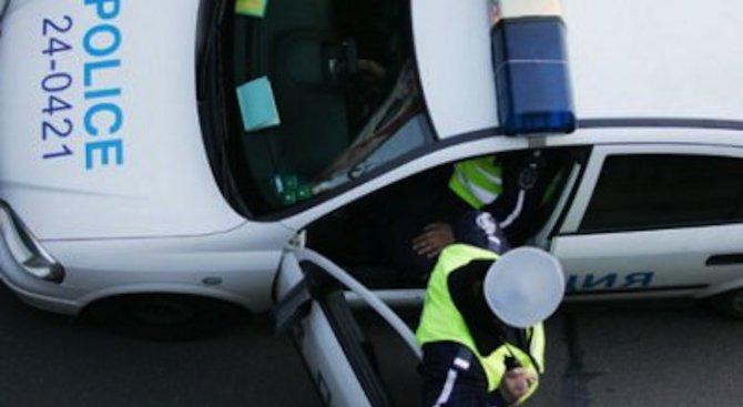 Край Русе е заловен шофьор с над три промила алкохол