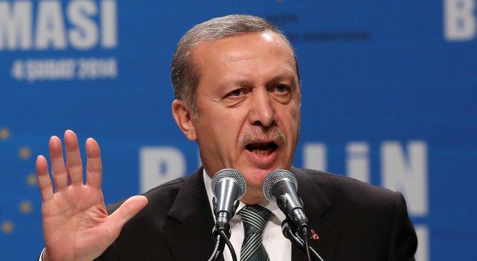 Реджеп Ердоган: Турция е много по-напред от ЕС по отношение на правата на човека