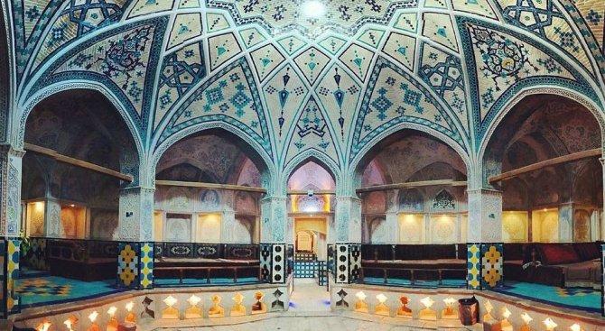 В банята на султана
