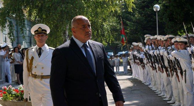 Борисов честити във фейсбук първия олимпийски медал на България