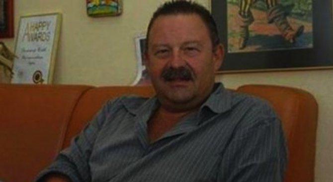 Димитър Цонев има две аневризми в мозъка, лекарите правят всичко възможно да го спасят