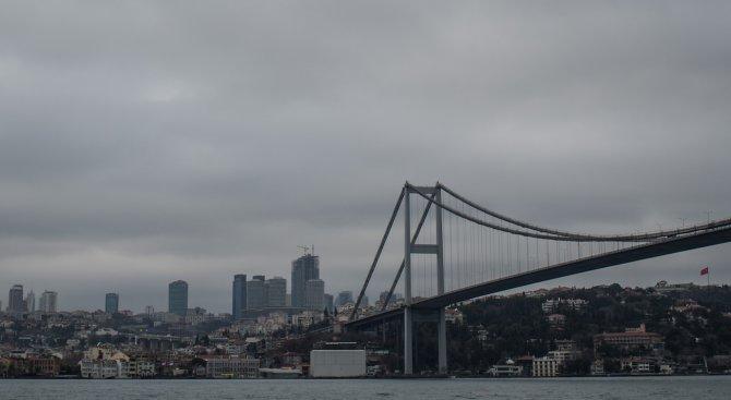 Кораби се удариха в Босфора. Има жертви (видео)