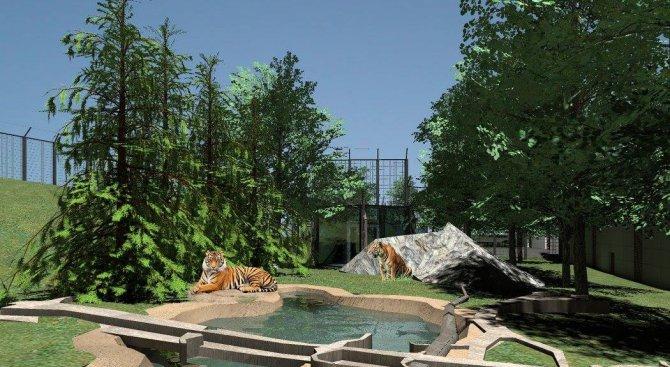 Преустройват зоологическата градина в столицата