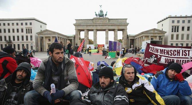 Все повече бежанци пристигат нелегално в Германия през Швейцария