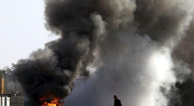 12 жертви и най-малко 60 ранени при взрив във Филипините