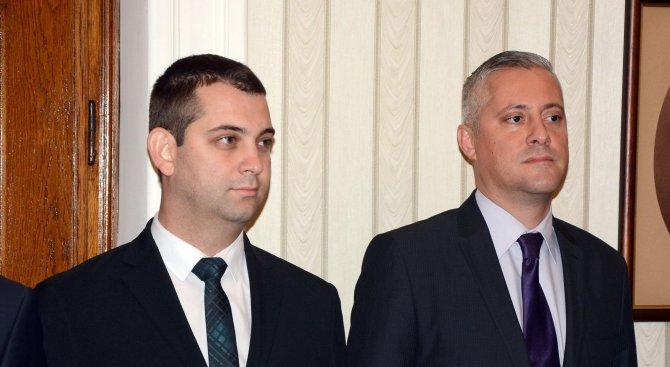 Димитър Делчев за раздора с Радан: Мисля, че ще се разберем