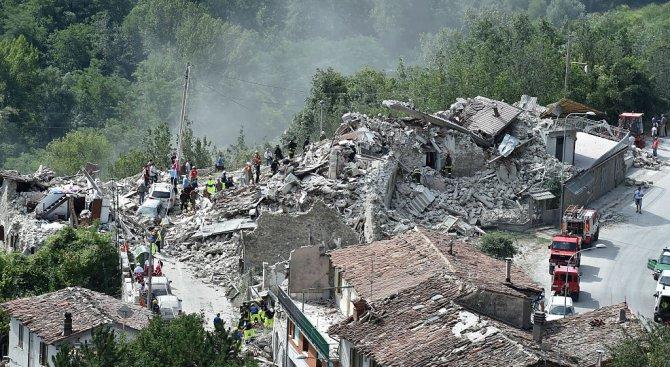 Италианското правителство назначи комисар по възстановяването след земетресението