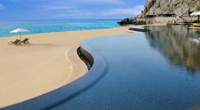 Най-забележителните басейни в света – от Гърция до Фиджи
