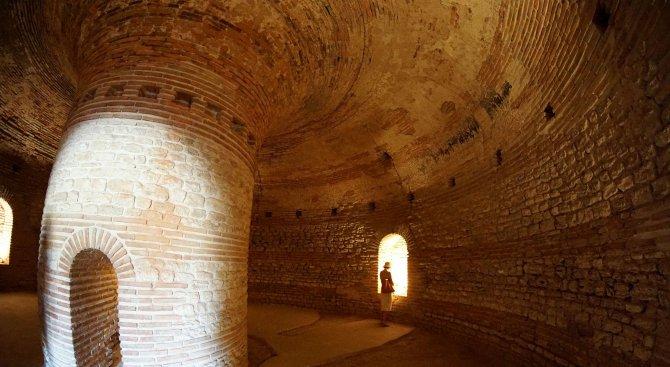 Тракийската куполна гробница в Поморие е единствената по рода си на целия Балкански полуостров