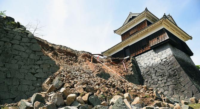 Земетресение с магнитуд 4,9 близо до Токио