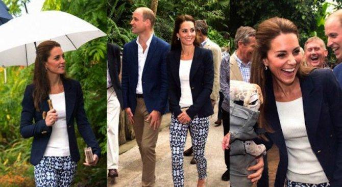 Да или не: Панталонът на Кейт за 30 евро?