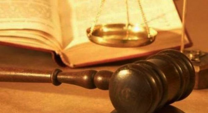 Съдят мъж, подпалил двуетажната къща на дядо си