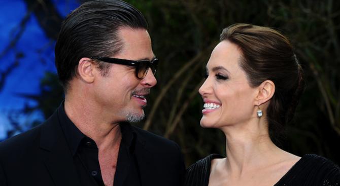 """Брад Пит нае """"звезден"""" адвокат за делото с Анджелина Джоли"""