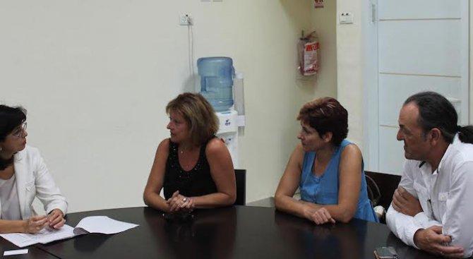 Кунева: Ще работим активно за привличане на българи от диаспората към университетите ни (снимки)