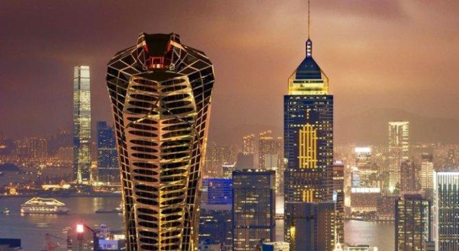 Петте най-необичайни небостъргача на планетата
