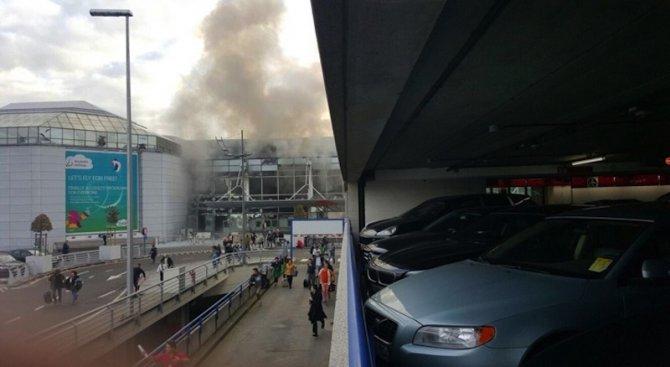Разкритие: Службите в Брюксел са виновни за атентатите
