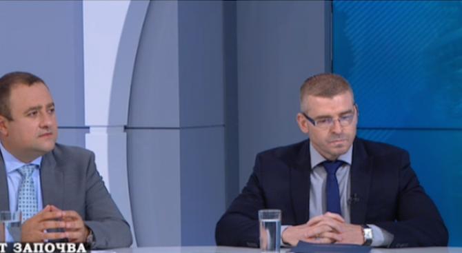 Депутат от БСП: Антитерористичният закон е поредната куха правна норма