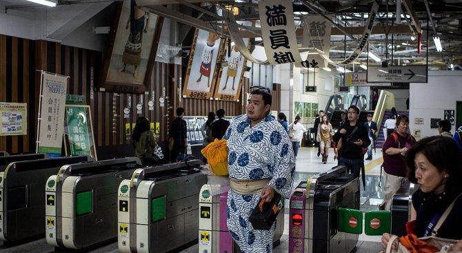 Газова атака в токийското метро