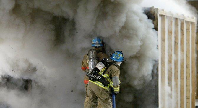 Газова бутилка се взриви в заведение, 77 души пострадаха (видео)