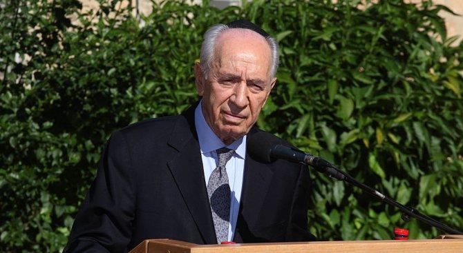 Почина бившият израелски президент Шимон Перес