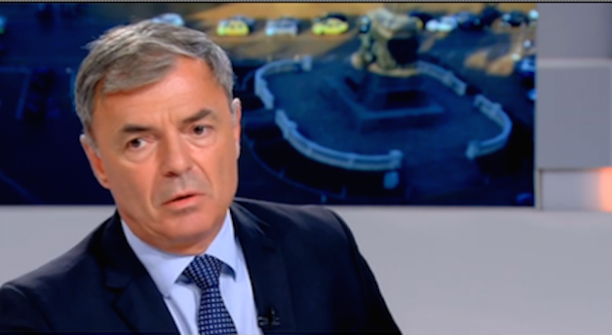 Сергей Игнатов: Не знам как Миленко разчита на българска помощ след вандализма на Каймакчалан