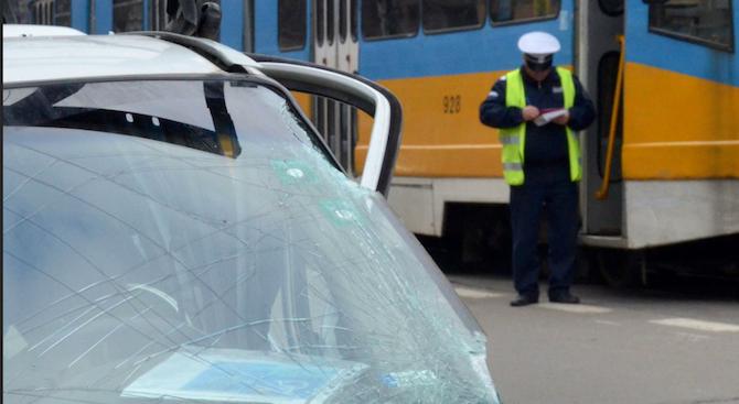Биха шофьор, блъснал пешеходец в София