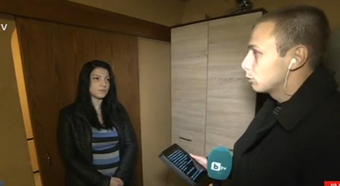 Жена от напукания блок: Казаха ни, че трябва да се обадим в работно време