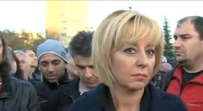 Мая Манолова: Миньорите работят при изключително тежки услови (видео)