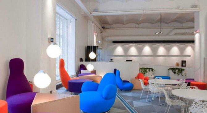 Най-яките офиси в света (снимки)