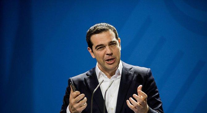Ципрас подготвя промени в гръцкото правителство