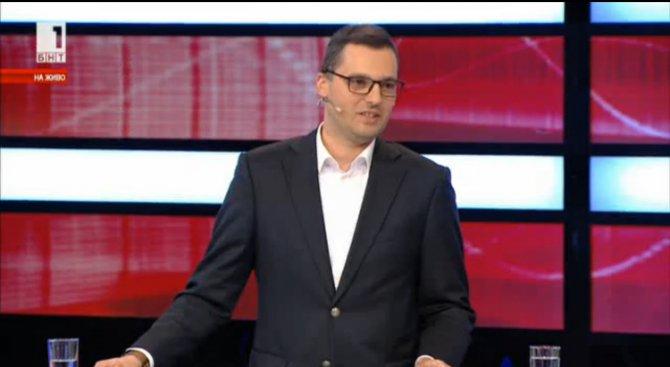 Данаил Георгиев: Промяната не идва от партиите, а от хората