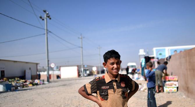 """Мигрантите от """"Джунглата"""" имат 72 часа да напуснат доволно лагера"""